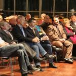 Stadtrat Johann Padutsch und Bürgermeister Heinz Schaden