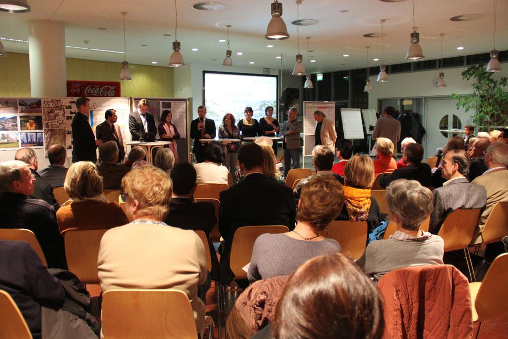 Ideenwerkstatt in der Salzburg AG
