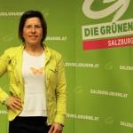 Angela Lindner, 5. Listenplatz für Landtagswahl Salzburg 2013