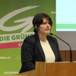 Barbara Sieberth, Listenplatz 7 für Landtagswahl Salzburg 2013