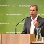 Cyriak Schwaighofer, Listenplatz 4 für Landtagswahl Salzburg 2013