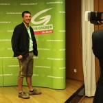 Rupert Fuchs, Listenplatz 2 der Grünen Salzburg für Landtagswahl Salzburg 2013