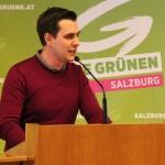 Simon Hofbauer, Listenplatz 6 für Landtagswahl Salzburg 2013
