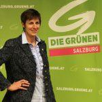Astrid Rössler, Listenplatz 1 für Landtagswahl Salzburg 2013
