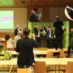 Team der Grünen Salzburg für Landtagswahl Salzburg 2013