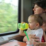 Mit dem Zug in den Urlaub: entspannter und billiger