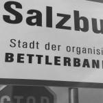 Bettlerbanden Salzburg ÖVP Wahlkampf Gemeinderatswahl 2014