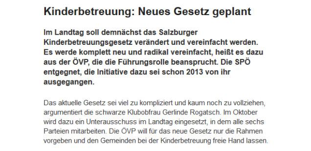 http://salzburg.orf.at/news/stories/2669558/, 20.9.2014